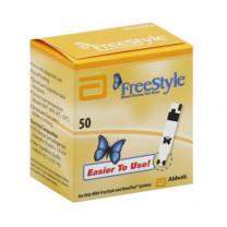 Therasense FreeStyle Test Strips Box of 50 - 12050