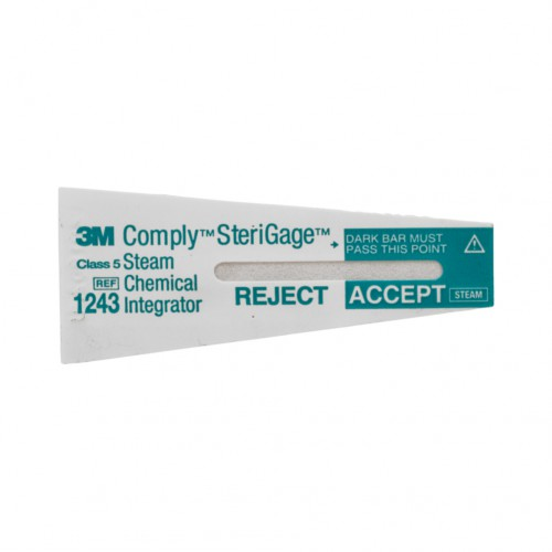 Comply Chemical Integrator Strip with Sterigage