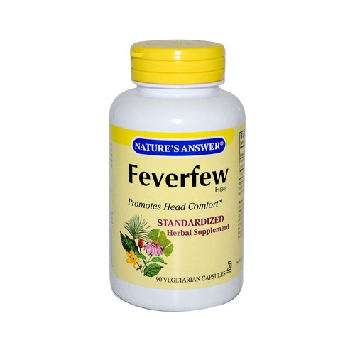 Nature's Answer Feverfew Herb
