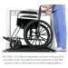 7550 Folding Wheelchair Scale