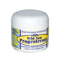 Wise Essential Wild Yam and Progesterone