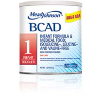 BCAD 1 Infant to Toddler Medical Food for MSUD