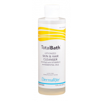 TotalBath Shampoo and Bodywash