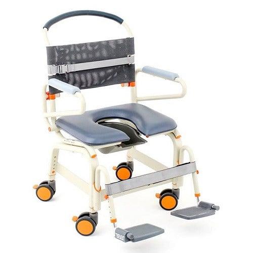 ShowerBuddy SB6C Roll-In Shower Chair 22 or 26 Inch Wide