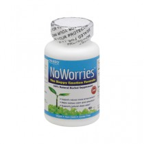 Canfo Natural Products NoWorries Natural Mood Enhancer Herbal Supplement