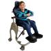 Boris Commode Shower Chair