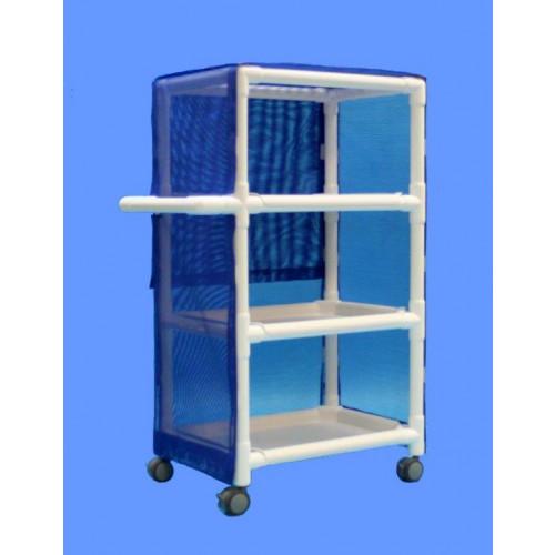 Linen Cart 3 Shelf