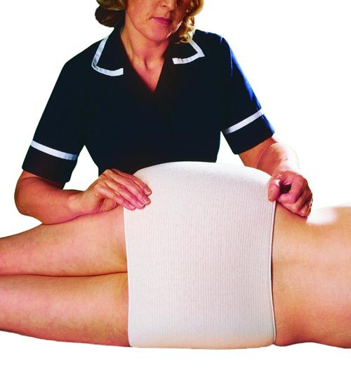 tubipad tubular limb foam bandage 26b