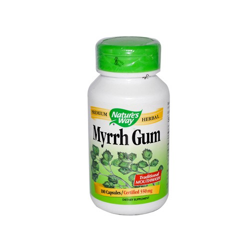 Nature's Way Myrrh Gum