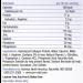 Pro Stat AWC Liquid Protein Cherry Nutrition Data