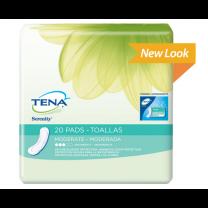 TENA Serenity Moderate Absorbency Regular Pads