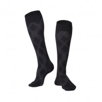 Men's Argyle Compression Socks 15-20 mmHg