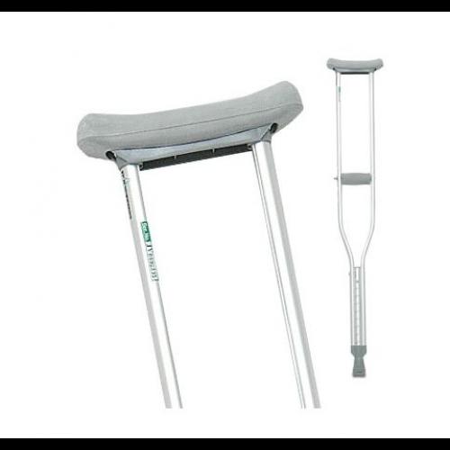 Height Adjustable Aluminum Crutches