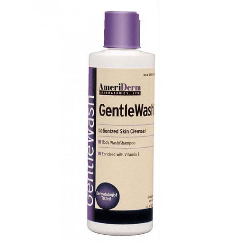 AmeriDerm GentleWash Body Wash Shampoo
