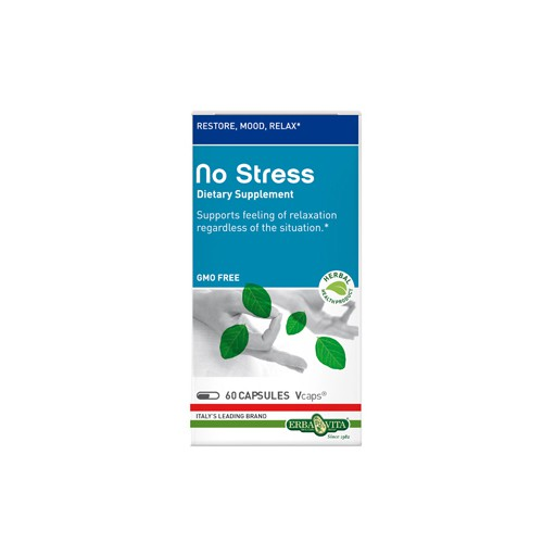 Erba Vita No Stress Dietary Supplement