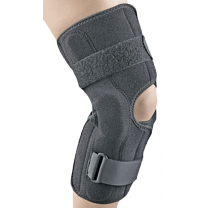 Adjustable ROM Knee Brace