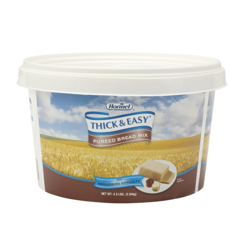 Hormel Health Labs 48862 Thick and Easy Puree Bread Mix