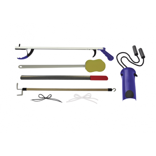 Deluxe Hip Kit 7-Piece with 26-inch Reacher