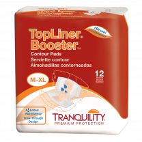Pack of 12 TopLiner Booster Pads