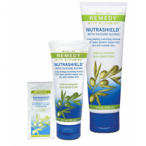 Medline Remedy Nutrashield with Silicone Blends Skin Protectant