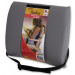 SitBack Standard Back Support Cushion and Slim Rest Back Support