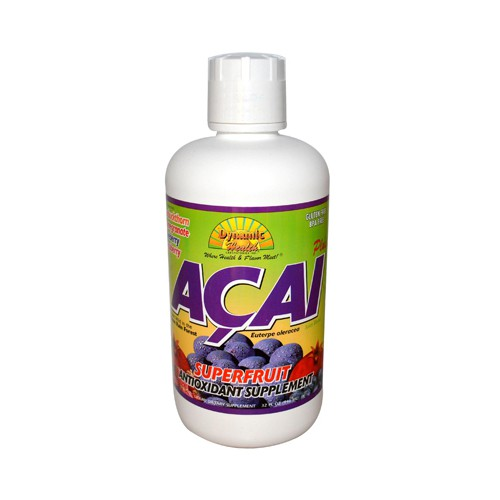 Dynamic Health Acia Plus Superfruit Antioxidant Supplement