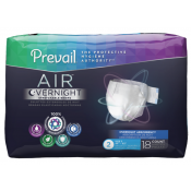 Prevail Air™ Overnight Briefs Overnight Absorbency Tab Closure