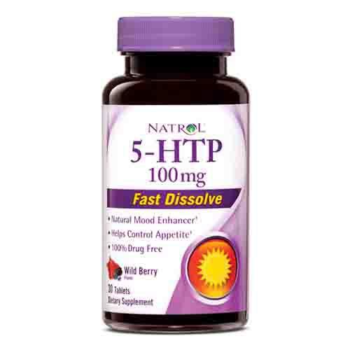 5 HTP Fast Dissolve Diet Aid
