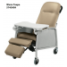 Warm Taupe Geri Chair Recliner