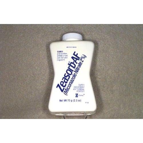 Zeasorb-AF Antifungal Powder