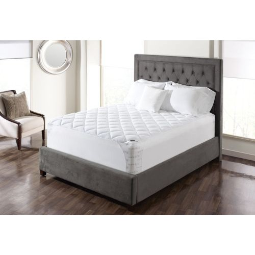2-in-1 Comfort Reversible Mattress Pad