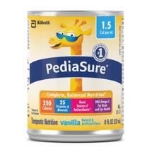 Pediasure 1.5 Cal Vanilla 8 oz Can