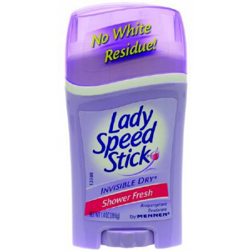 Lady Speed Stick Shower Fresh Antiperspirant