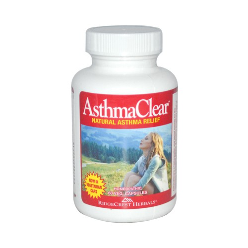 RidgeCrest Herbals AsthmaClear