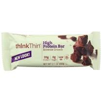 brownie crunch protein bar
