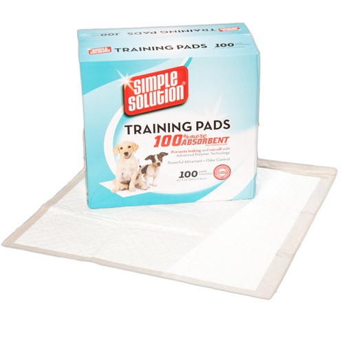 Simple Solution Large Pet Training Pads
