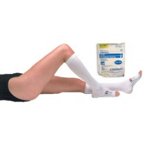TED Hose Knee High Compression Stockings Anti-Embolism Open Toe