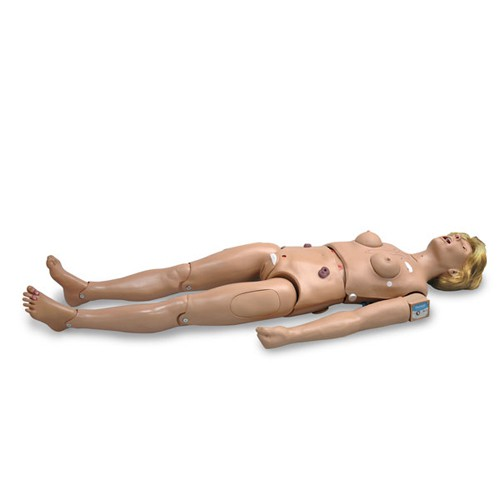 Gaumard Clinical Chloe Advanced Patient Care Simulator - Light