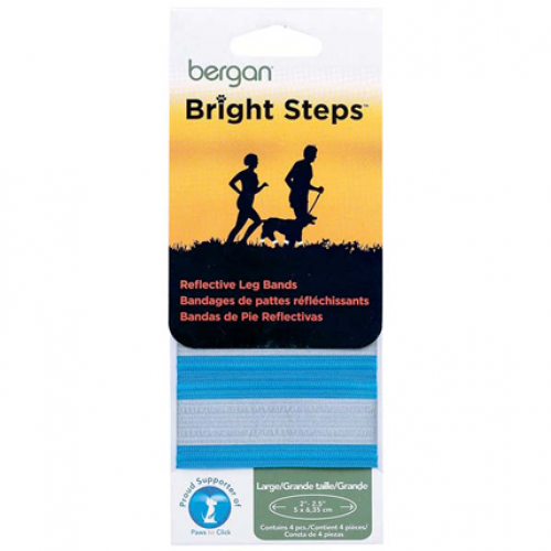 Bergan Bright Steps Reflective Leg Bands