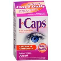 Icaps Eye Supplement 1090 IU / 45 mg