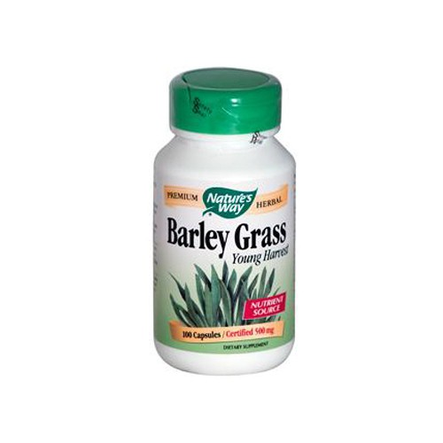Natures Way Barley Grass Young Harvest