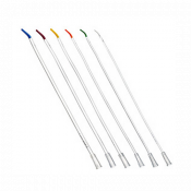 Tiemann Coude Tip Catheters PVC Silicone