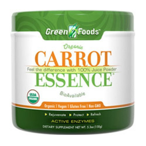 Green Goods Carrot Essence - Carrot Juice