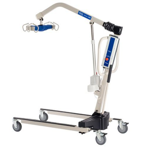 Reliant 450 Battery-Powered Lift with Low Base