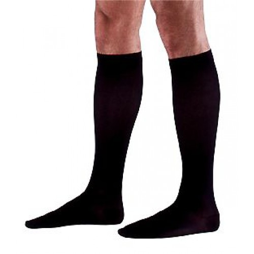 Sigvaris 970 Access Series Men's Knee High Compression Socks - 923C CLOSED TOE 30-40 mmHg