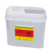 5.4 Quart Pearl BD Sharps Container Side Entry 305444