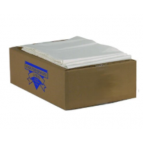 High Density Liners - Flat Pack or Coreless - 40 - 45 Gallon - Extra Heavy Duty