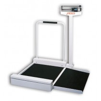 Detecto 495 Mechanical Stationary Wheelchair Scales