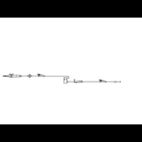 Med System III, 115 Inch, 20 Drops/mL