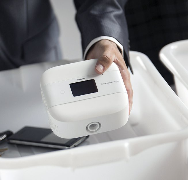 Philips Dreamstation Go Travel Cpap Machine Dsg500s11
